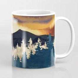 Fall Sunset Coffee Mug
