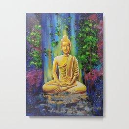 Buddha - Nirvana Metal Print