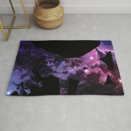 Space Probe Rug