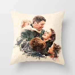 Wonderful Throw Pillow