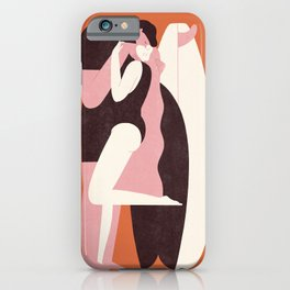 Let me be your ocean iPhone Case