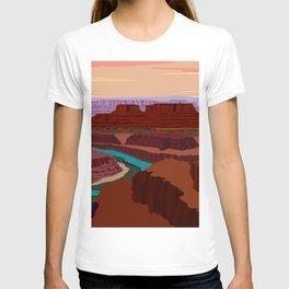 Magnificent Canyonlands National Park, Utah T-shirt