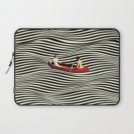 Illusionary Boat Ride Laptop Sleeve