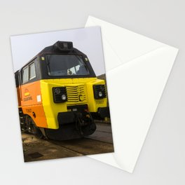 Class 70s in the Mist Stationery Cards