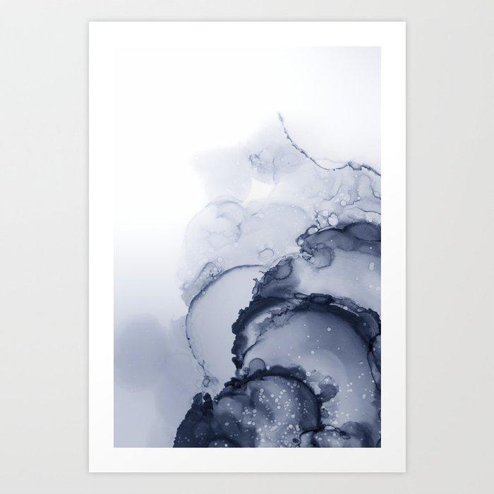 BLUE INK 88 Kunstdrucke