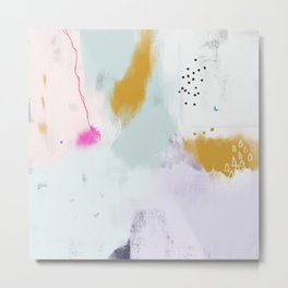 Soft palette series II Metal Print