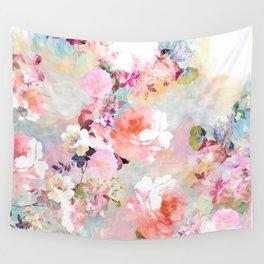 Love of a Flower Wandbehang