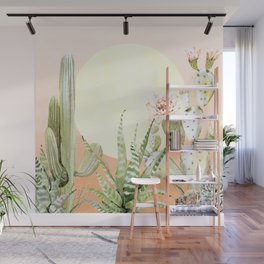 Desert Days Wall Mural