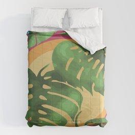 Tropical splendour Comforters