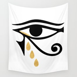 ALL SEEING CRY - Eye of Horus Wall Tapestry