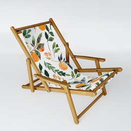 Orange Grove Sling Chair