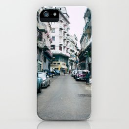 Centro Habana iPhone Case