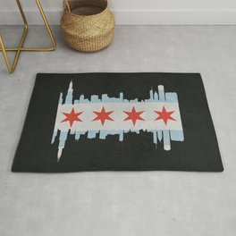 Chicago Pride Rug