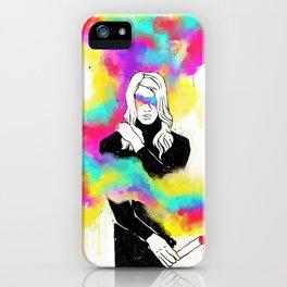 01 Fuego Hielo iPhone Case