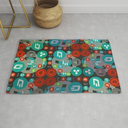Сryptocurrencies funny pattern Rug
