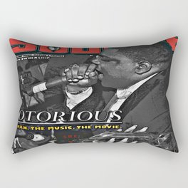 The Source Magazine Issue #228 (December 2008) B.I.G. Rectangular Pillow