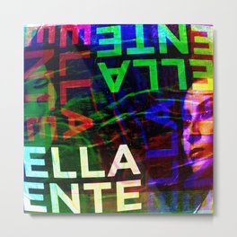 Like words which suggest yet elude their function. [RGB] Metal Print
