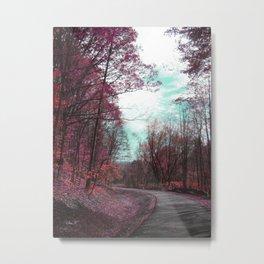 Passing Through II Metal Print