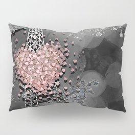 Paris Bling Pillow Sham