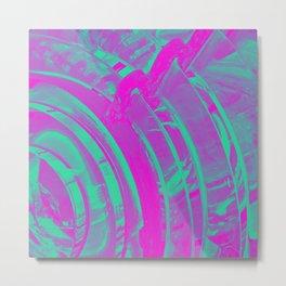 Fresnel Prism 2 Metal Print