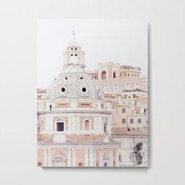 Pale Rome Metal Print