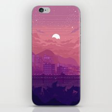 Pollution iPhone Skin