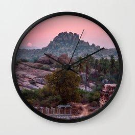 Jungle book: sunrise Wall Clock