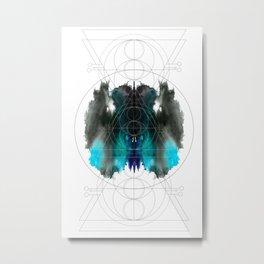 Becoming Love Metal Print