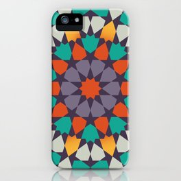 Scattered Petals iPhone Case
