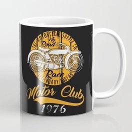 THE MOTORCYCLE SUPPLY co - MOTOR CLUB by ANIMOX Coffee Mug