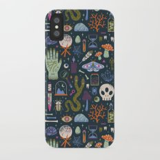 Curiosities iPhone X Slim Case
