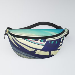 leaving on a jet plane Fanny Pack