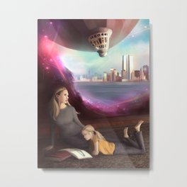 Wherever You Want to Go Metal Print