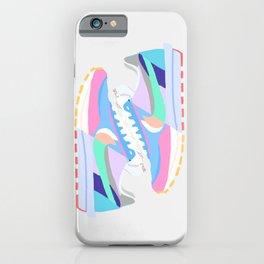 POP SNEAKERS iPhone Case