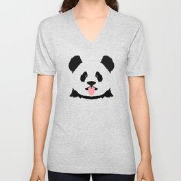 Cheeky Panda Unisex V-Neck