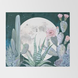 Desert Nights by Nature Magick Throw Blanket