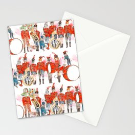 Marching Band Stationery Cards