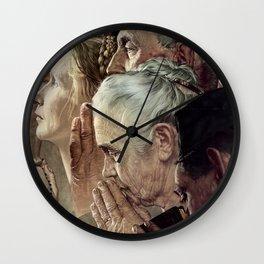 Save Freedom Of Worship Wall Clock