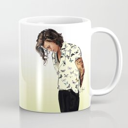 Harry Styles: Butterflies Kaffeebecher