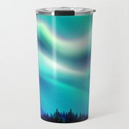 Aurora Synthwave #15 Travel Mug