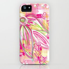 See the Beauty iPhone Case