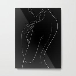 femme Metal Print