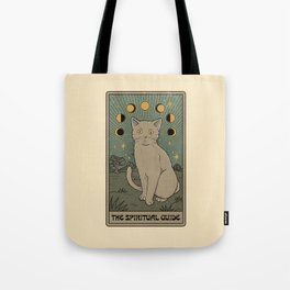 The Spiritual Guide Tote Bag