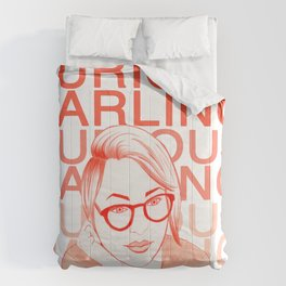 Danielle as Curious Darling Comforters