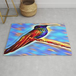 The HummingBird Rug