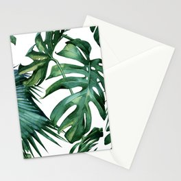 Simply Island Palm Leaves Stationery Cards