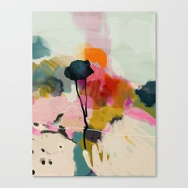 paysage abstract Canvas Print