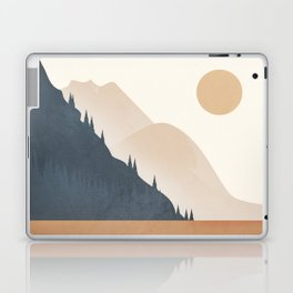 Minimalistic Landscape IV Laptop & iPad Skin