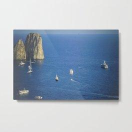 Capri, Amalphi Coast, Italy 7 Metal Print