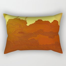 Sedona Souls Speakers Rectangular Pillow